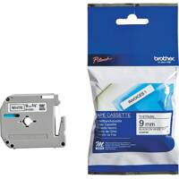 Brother MK221BZ P-Touch Tape 9mm Black on White