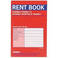 Country Assured Tenancy Rent Book Pack 20 C237