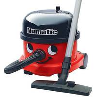 Numatic Henry Commercial Power 620W Vacuum Cleaner Capacity 9L Red 900076