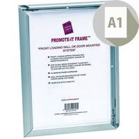 Photo Album Company Promote It Aluminium Frame A1 PAPFA1B