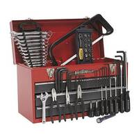 3 Drawer Topchest 74 Piece Tool Kit