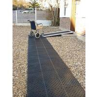 Wheelchair Track L 2500mm