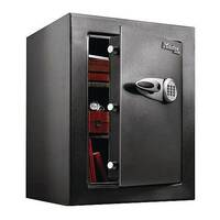 Master Lock Security Safe 119.9L Capacity Black Electronic Lock